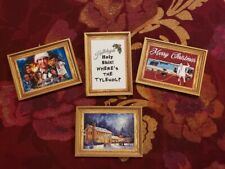 Set Of 4 Favorites National Lampoon Christmas Vacation Ornament/Magnet/DHM