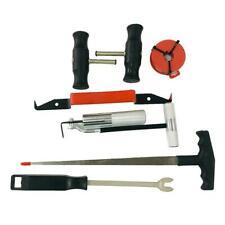7pcs New Hot Auto Windshield Wind Glass Trim Pad Removal Tool Kit Universal