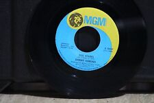 DONNY OSMOND 45 RPM RECORD