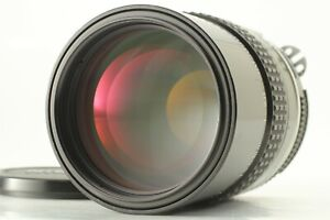 [EXC Nikon Nikkor Ai 135mm f2.8 Manuel Focus MF Lens From Japan #493