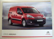 Citroen . Berlingo . Citroen Berlingo . September 2014 Sales Brochure