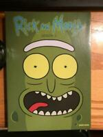 Rick and Morty:Complete Third Season (2018 DVD)