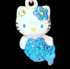 Hello Kitty X Cute Mermaid Baby Swarovski Element Crystal Italy Charm
