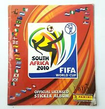 Panini FIFA World Cup South Africa 2010 Sticker Album - Contains 31 Stickers