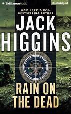 NEW Rain on the Dead (Sean Dillon Series) by Jack Higgins