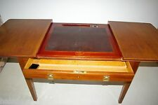 Schreibtisch Leder In Antike Original Schreibmöbel Bis 1945