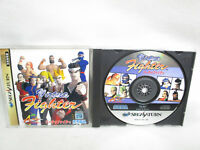 VIRTUA FIGHTER 1 Sega Saturn ss