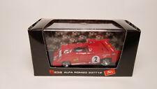 Brumm R238 Alfa Romeo 33TT12 #2 1975 Monza 1/43