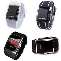 Luxus Uhren Handgelenk Herren Digital LED Sport Uhr Wasserdicht Quarz #fx eNwrg