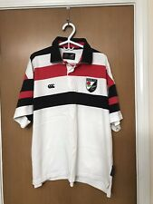Canterbury England Tour to New Zealand Rugby Shirt - Size 2XL