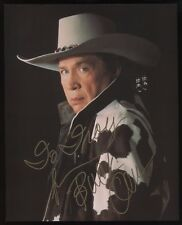 Buck Owens Signed 8x10 Photo Autographed Photograph Vintage Signature