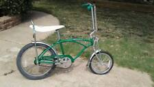 Schwinn Stingray Black Friday Krate 2007 - Green Complete *READ DESCRIPTION
