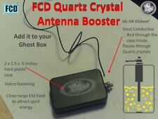 Fcd Cuarzo Cristal Radio Fantasmas Caja Antena Booster para Franks Caja Portal