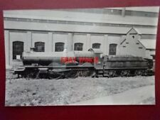 PHOTO  GWR STAR CLASS LOCO NO 4021 KING EDWARD AT OLD OAK COMMON 1921
