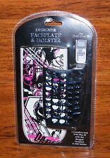 Tech (21095) Designer Face Plate & Slide Holster For TI-84 Plus SE **NEW**