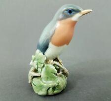 Royal Copenhagen Vogel Figur, Rotkehlchen, Mod.Nr. 1516, Höhe 10  cm