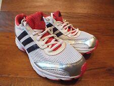 Adidas Vanquish White Running Shoes  Trainers Size UK 7 EUR  40.5