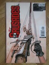 THE CRUSADES #18 VERTIGO COMICS NEAR MINT (W10)