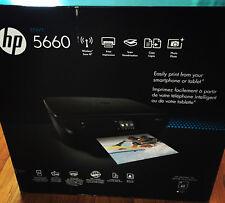 NEW HP ENVY 5660 Wireless e-AIO Color Inkjet Printer, Copier, Scanner F8B04A