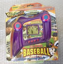 Vintage Lcd Game Toytronix Handheld 90s  Like Game & Watch BASEBALL#MOSC