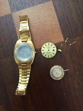 Vintage OMEGA Seamaster 566.0087 766.0818 Case Bracelet and Dial