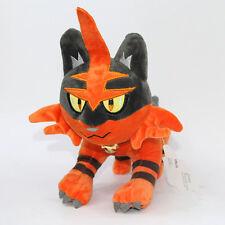 30CM Pokemon Torracat Nyaheat Plush Doll Stuffed Animal Toy Litten Evolution