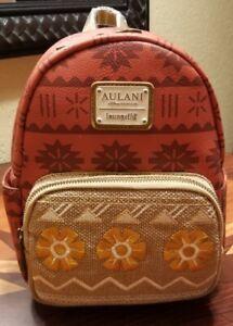 2021 Brand New Disney Aulani Resort Exclusive Moana Loungefly Backpack NWT 🌺🎒