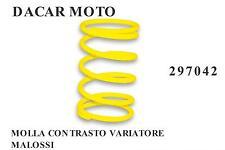 297042 MOLLA CONTRASTO VARIATORE MALOSSI GARELLI TIESSE FOUR 50 4T eu2 (1P39QMB)
