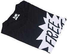 PAUL SMITH MAINLINE FREE SPIRIT BLACK COTTON T-SHIRT / TOP BNWT RARE SZ-XL