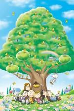 PEANUTS SNOOPY Jigsaw Puzzle 1500 Small pieces Snoopy A Big Tree