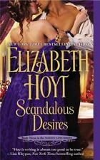 Scandalous Desires (Maiden Lane) Hoyt, Elizabeth Mass Market Paperback
