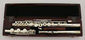 Pearl flauto traverso do PF795RBE Elegante Argentato