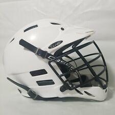 Cascade Clh2 Spr Fit Lacrosse Helmet Cage Size M R Medium Regular White