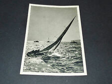 LOS ANGELES 1932 J.O. OLYMPIC GAMES OLYMPIA VOILE GILBERT GRAY JUPITER