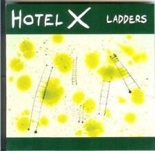 HOTEL X - LADDERS - 12 TRACK MUSIC CD - LIKE NEW - I312