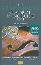 The Gramophone Classical Music Guide CD, DVD, Download 3000+ reviews, thick book