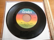 1960 Brian Hyland Leader 45 Record 805 Nm Itsy Bitsy Tiny Weenie Yellow Bikini