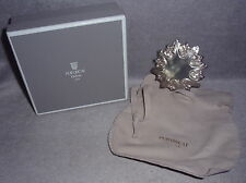 HTF 1988 Puiforcat Orfrévre Paris Sterling Silver Snowflake Christmas Ornament