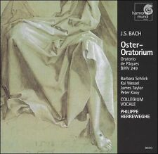 J.S. BACH - Easter Oratorio / Cantata Bwv 66 - CD ** Very Good condition **