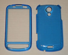 Samsung Epic 4G D700 Crystal Hard Plastic Case BLUE