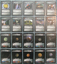 Star Trek CCG The Dominion Uncommon Cards 1 - 21, Part 1/2 (1E)