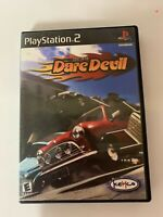 Top Gear Dare Devil Play Station 2 Used Game A12