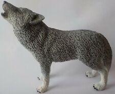 schleich wolf (reu, huilend) 14626