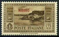 Nisiro 1932 Sass. 24 Nuovo ** 100% Garibaldi