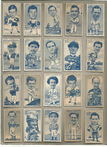 Nr.Full Set - Turf - Sports Series - 1949