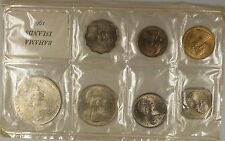 1966 Bahamas Mint Set 7 Coins Brilliant Uncirculated in Original Packaging