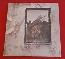 Led Zeppelin IV Vinyl LP Record 1971 Broadway Porky