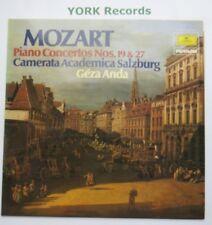 DG 2535 244 - MOZART - Piano Concertos No 17 & 27 GEZA ANDA - Ex Con LP Record