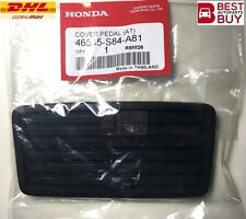 Genuine OEM Honda Accord Civic CR-V CR-Z Element Acura Automatic Brake Pedal Pad