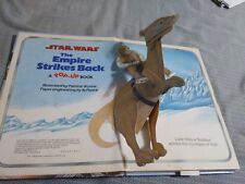 The Empire Strikes Back by Star Wars Staff 1980 Hardcover Used See Descreption